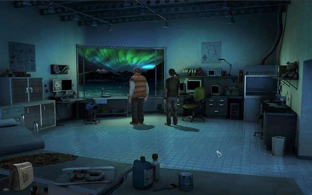 Alpha Polaris : A Horror Adventure Game PC Full