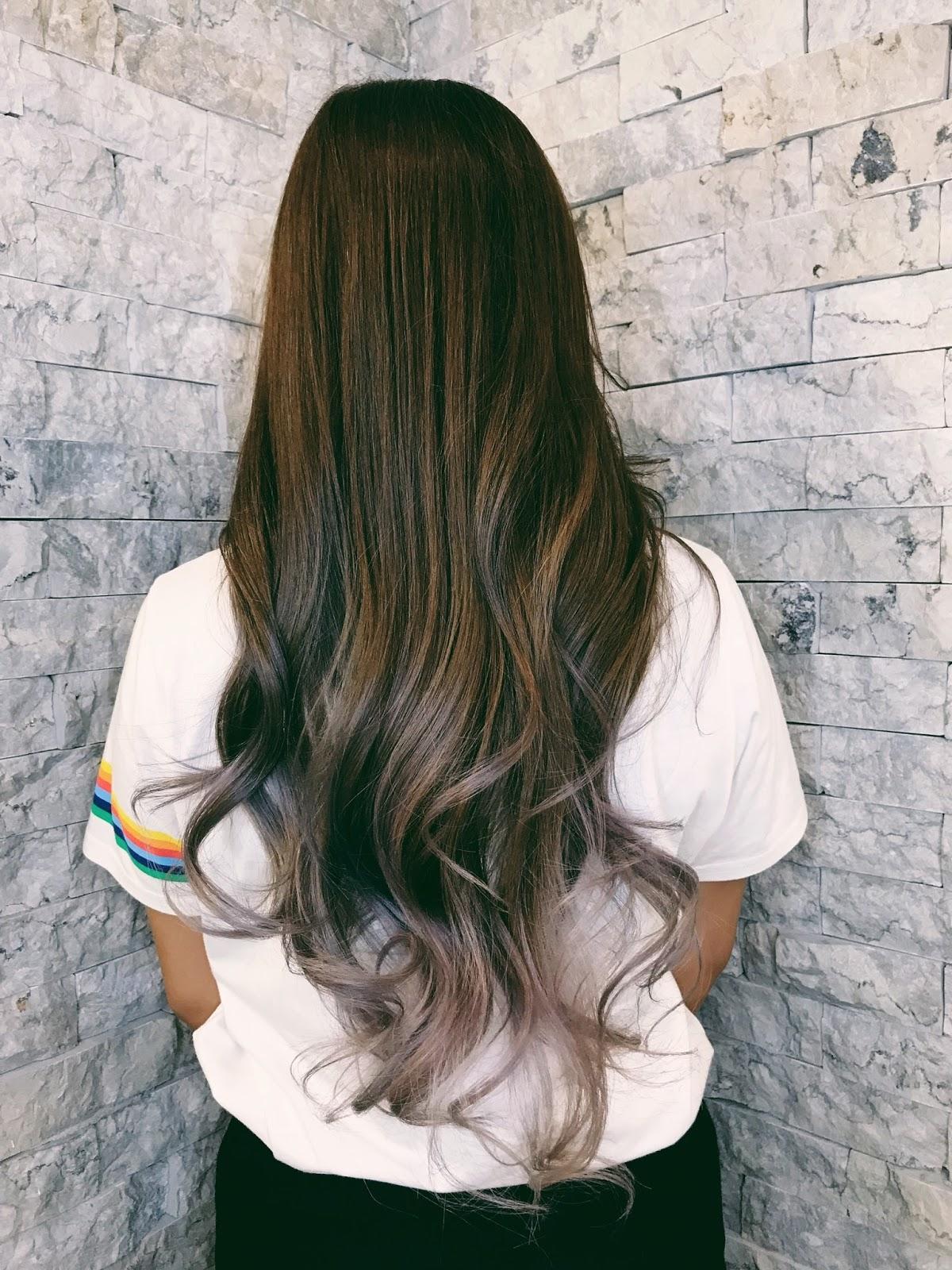 Balayage Ash Gray Hair Faqs Maria Hazel Blog