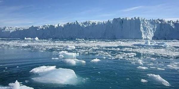 ALERTA MUNDIAL: Groenlandia se esta derritiendo aceleradamente.