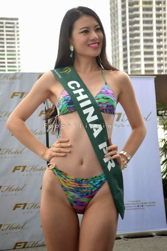 What miss world pageant bikini for