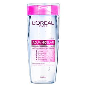 Skin Care: água micelar L'oreal Paris