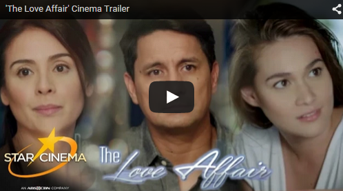 The Love Affair movie trailer