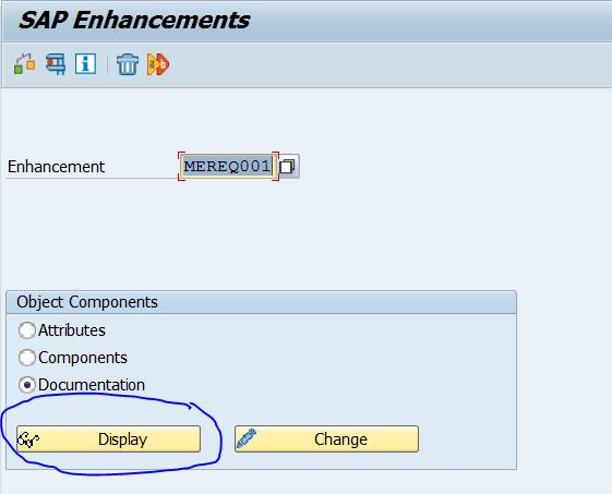 SAP ABAP Central: Add Custom Field to Purchase Requisition