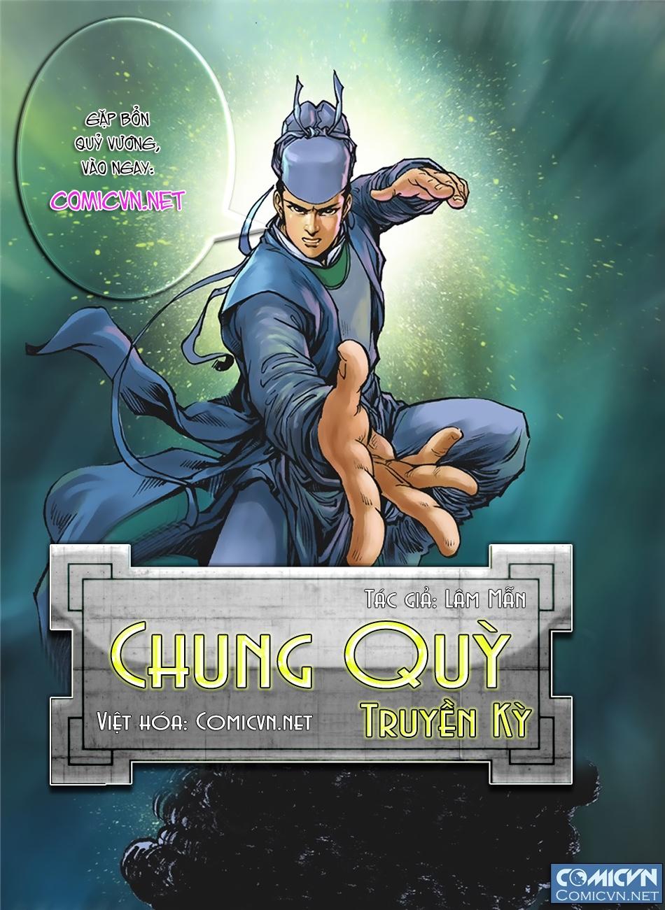 Chung Quỳ Truyền Kỳ Chap 35 - Next Chap 36