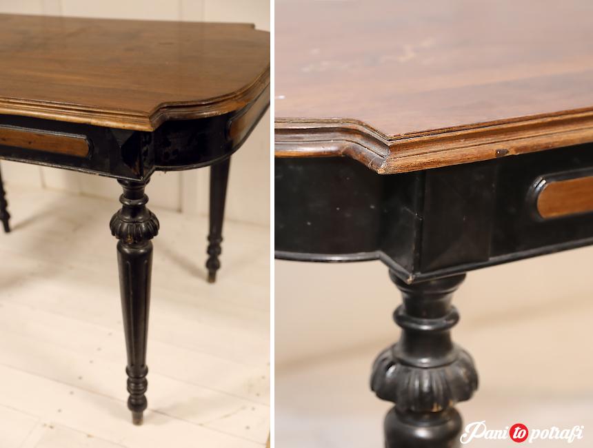 biurko eklektyczne