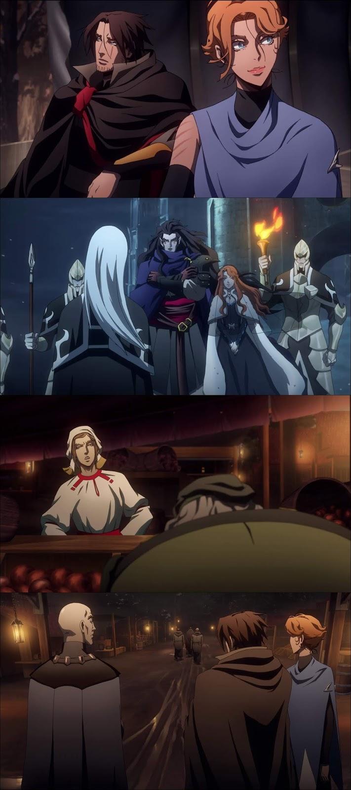 Castlevania Temporada 3 Completa HD 720p Latino