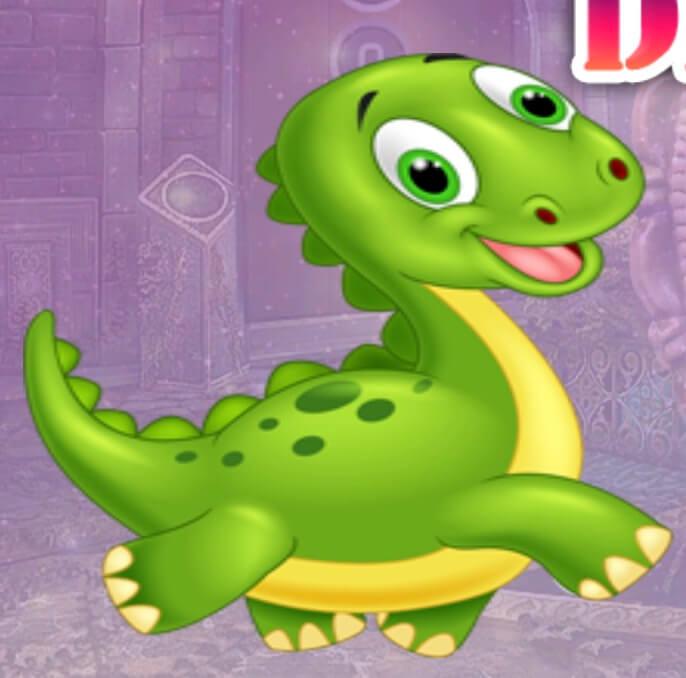 Games4King Cute Dinosaur …