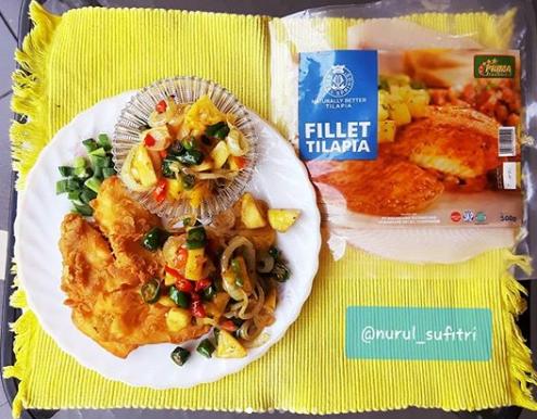 resep ikan fillet tilapia regal springs nurul sufitri travel lifestyle blogger culinary