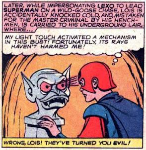 Lois Lane #65, Evil Lois
