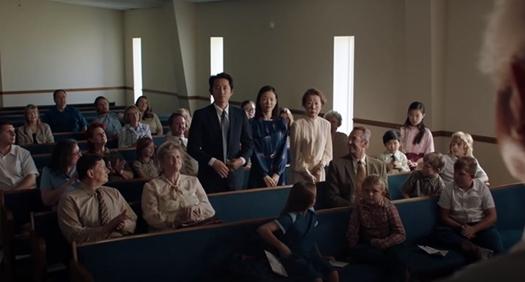 review Film Minari