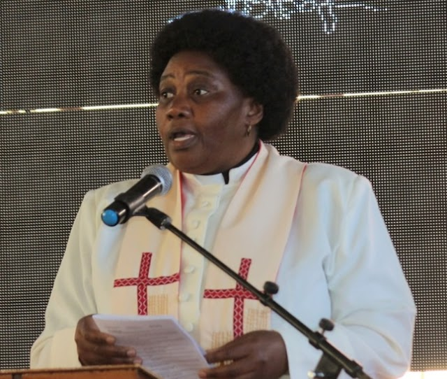 Methodist Church Gets Its First Female Bishop