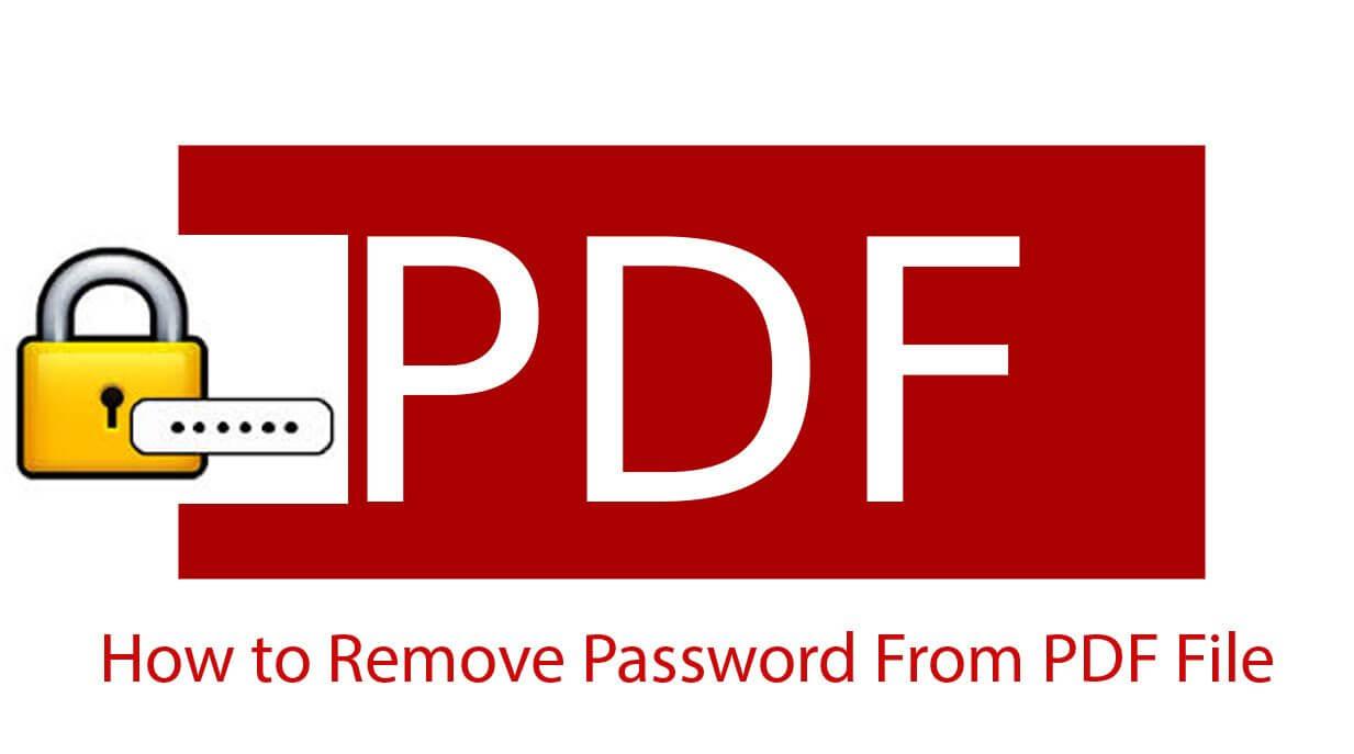 كيفية إزالة كلمات المرور من ملفات PDF على أجهزة كمبيوتر ويندوز وماك