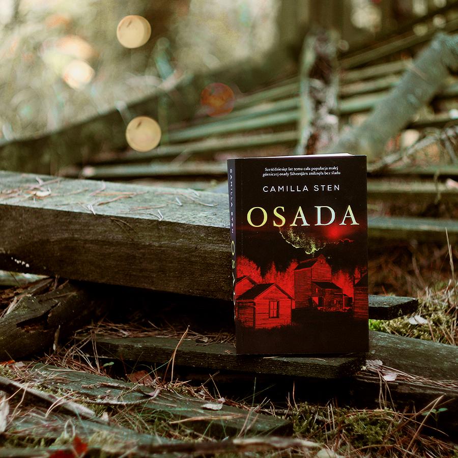 #114 Osada - Camilla Sten - recenzja - czy warto przeczytać?