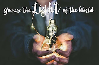 DEVOTIONAL: Catholic Daily Reading, 09 JUNE 2020 - You Are Light Of The World