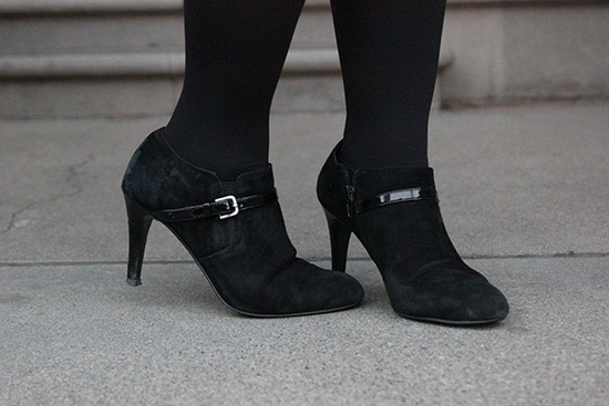 Nine West Booties for Mary Poppins Disneybound Halloween Costume | Will Bake for Shoes