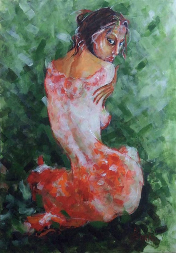 Грузинский художник