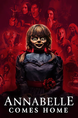 Annabelle Comes Home (2019) Dual Audio [Hindi-DD5.1] 720p BluRay ESubs Download