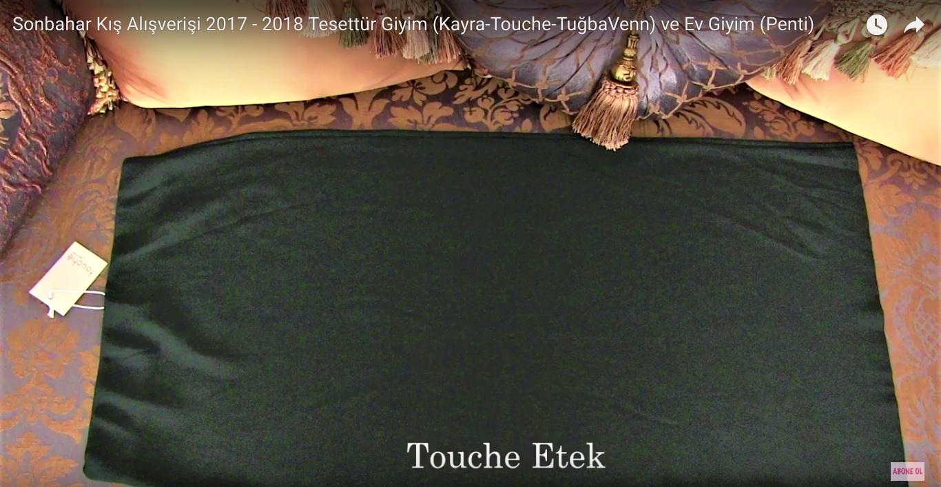 touche triko takım