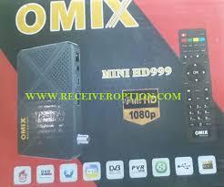 OMIX MINI 999 HD NEW SOFTWARE
