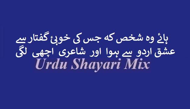Love shayari, Love poetry| ہائے وہ شخص کہ جس