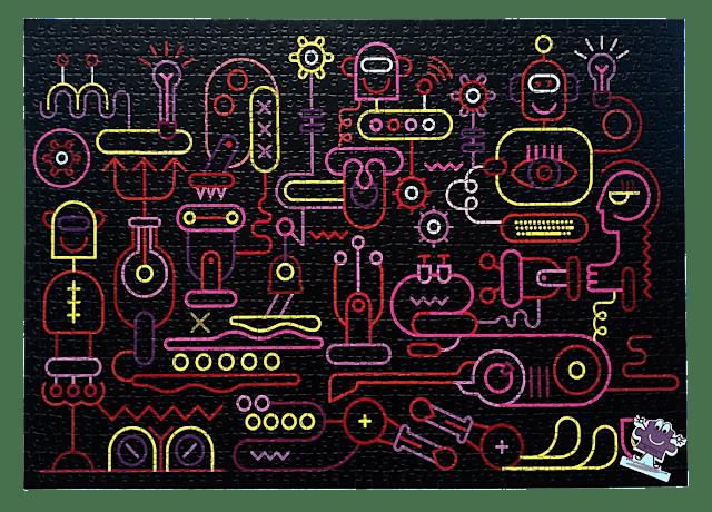 Ks Puzzle Robot Workshop