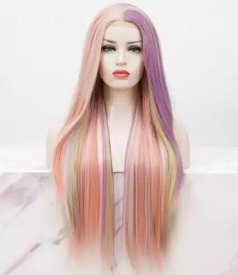 trendy cute wig