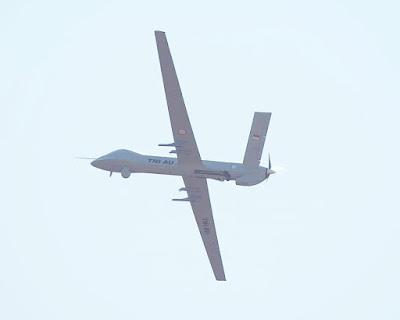 Drone Tempur CH-4 Rainbow Buatan China