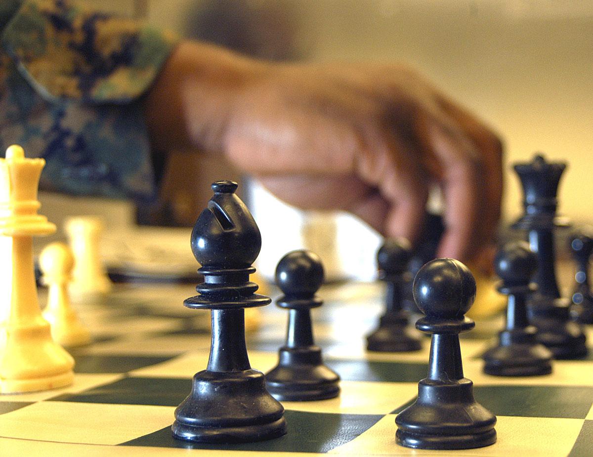 chessblog.com - Alexandra Kosteniuk's Chess Blog