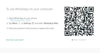 kode baecode whatsapp web
