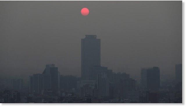 Η ατμοσφαιρική ρύπανση βλάπτει τους νέους εγκεφάλους όπως η νόσος του Αλτσχάιμερ και του Πάρκινσον