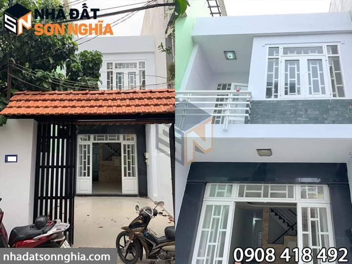 Nhà Gò Vấp hẻm 237 đường Phạm Văn Chiêu phường 14
