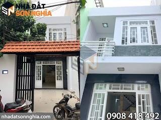 Nhà Gò Vấp hẻm 237 đường Phạm Văn Chiêu phường 14 - 4x22m đúc 1 lầu giá 4,45 tỷ ( MS 054 )