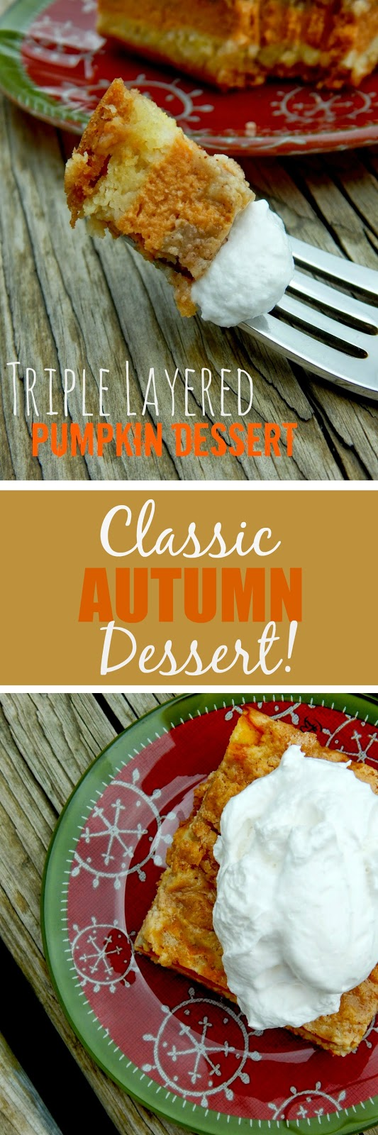 triple layered pumpkin dessert (sweetandsavoryfood.com)