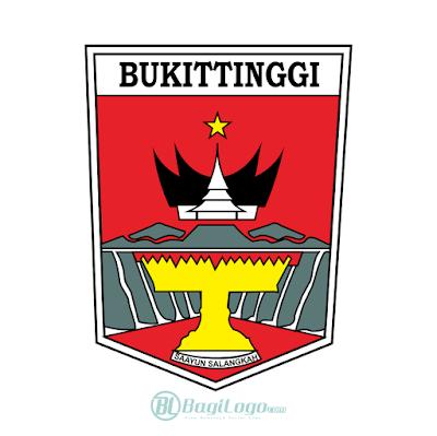Kota Bukittinggi Logo Vector