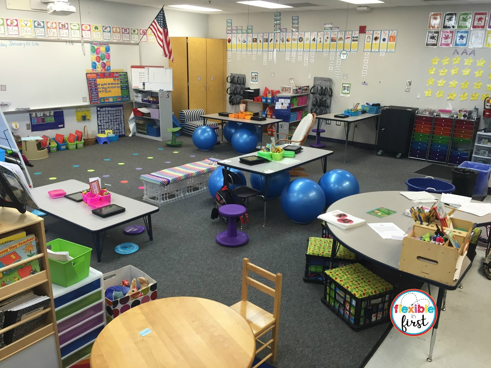 Flexible Seating How To Flexible In First