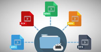 cara mengubah format video menjadi format apa saja