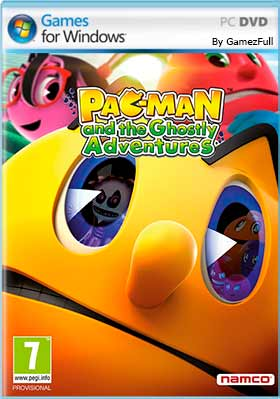 Pac-Man and the Ghostly Adventures PC Full Español