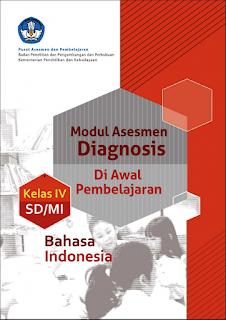 Modul Asesmen Diagnosis Bahasa Indonesia Kelas IV SD.MI