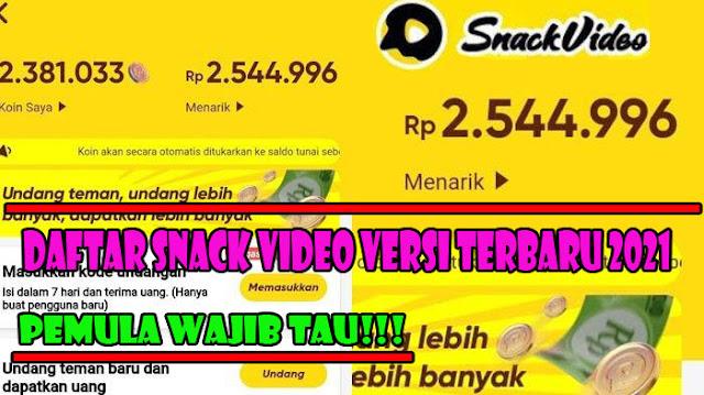 snack video apk,dapat uang snack video,daftar snack video,snack video,uang snack video,apk snack video,snack video