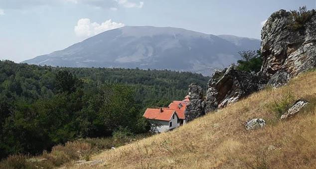#Село #Лештане #Гора #Косово #Метохија #Србија