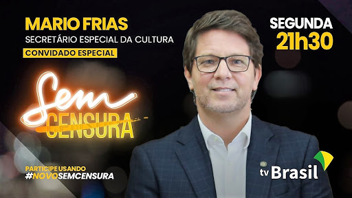 21 de junho, 21h30: TV Brasil