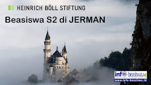 Beasiswa S2 di Jerman oleh Yayasan Heinrich Boll
