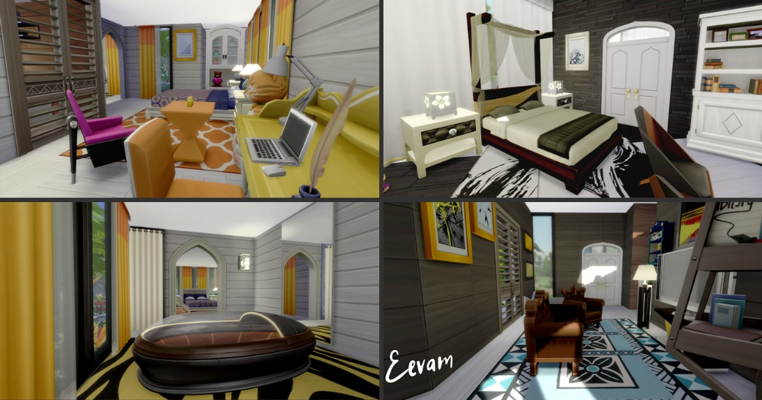 Eevam Sims 4, eevam, The Sims 4, the sims 4 download, the sims 4 houses, ts4; the sims;