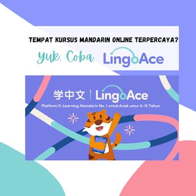 tempat kursus bahasa Mandarin LingoAce