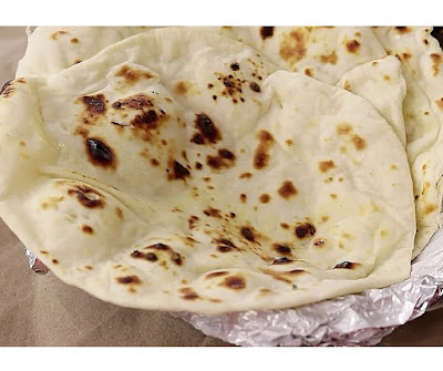 How to make naan step by step