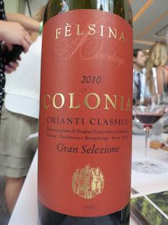 Fèlsina Colonia Chianti Classico Gran Selezione 2010 - DOCG, Tuscany, Italy (92 pts)