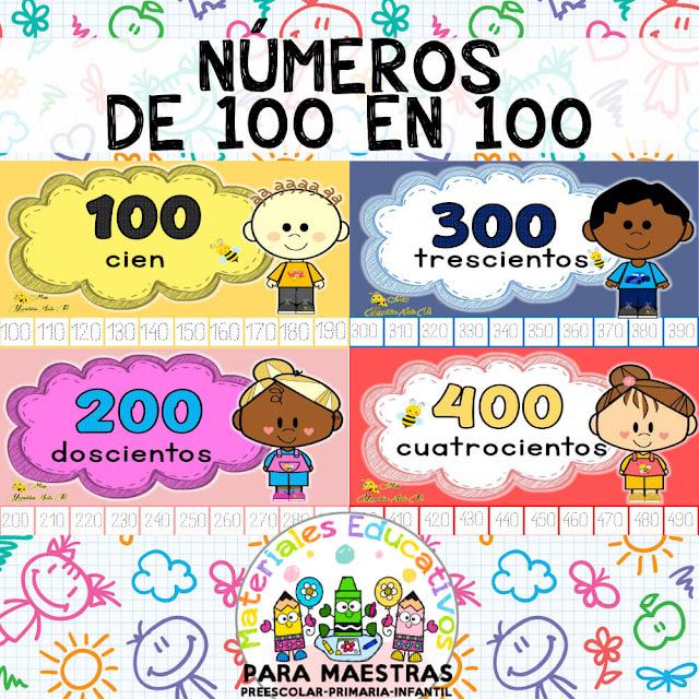 fichas-trabajar-numeros-100-en-100
