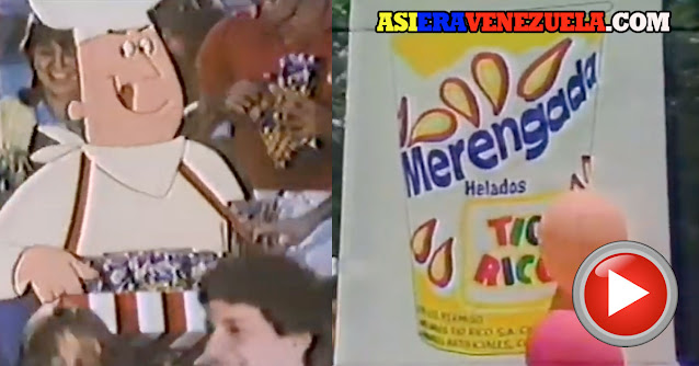 Comerciales de TV más recordados de la Venezuela de los años 80