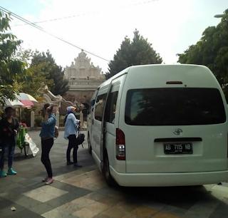 Wisata Keraton dan Taman Sari Kesultanan Jogja