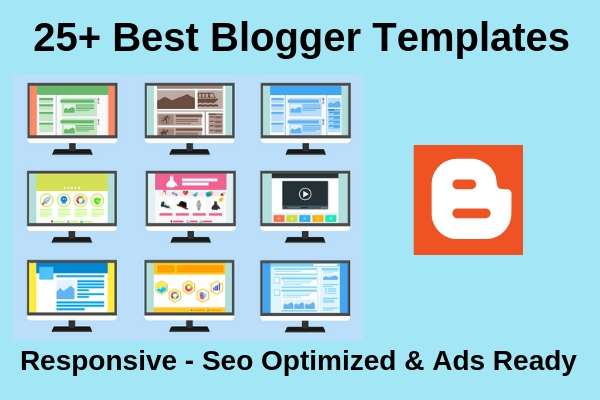 Best Free SEO friendly Blogger Templates